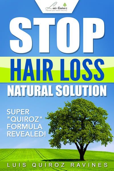 reverse hair loss without drugs